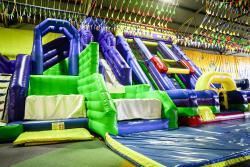 Trampolini Kids-Indoor-Park