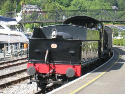 Dartmouth Steam Railway and River Boat