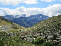 Sentiero Malga Valbiolo - Passo dei Contrabbandieri