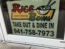 Rice Bowl Asian House