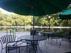 Le Pain Quotidien at Conservatory Water