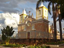 Carrancas Historical City Centre