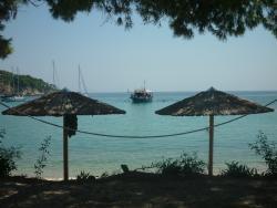 Milia Bay