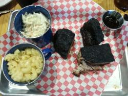 Big Dog's Bbq at Orleans Bowling Center