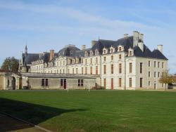 Chateau des Ducs de La Tremoille