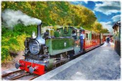 King's Cafe at Talyllyn Railway