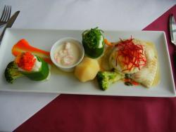 Hvide Falk Restaurant