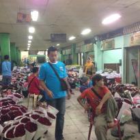 Rawa Belong Flower Market