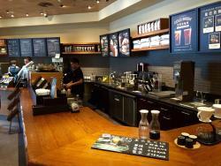Starbucks (LuDao GuoJi)