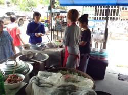Jae Mam Boat Noodle - Sri Kema Market