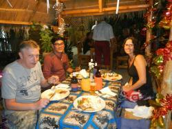 Maria, Garden Restaurant