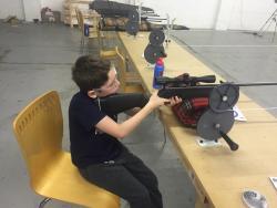Washington Air Rifle Range