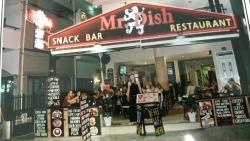 Mr. Dish