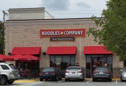 Noodles Wendover Avenue