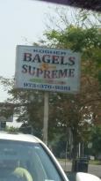 Bagels Supreme
