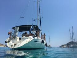Chrisopigi Travel Boat Tour