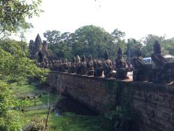 Vista de angkorwat