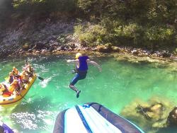 Kayak & Rafting