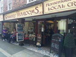 The Gallery Tearoom