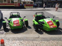 Trike Tours Prague