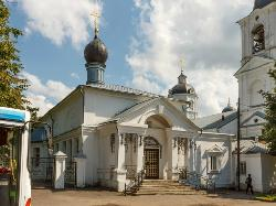 Church in honor of Our Lady of Kazan (Baptismal)