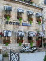 Hotel Central Baume Les Dames