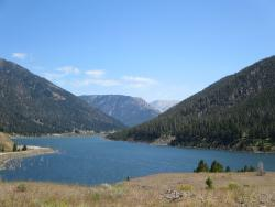 Earthquake Lake