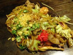 Okonomiyaki Teppanyaki Ju Ju