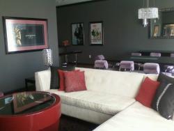 James Bond PH Suite Living & Dining Rooms, Kitchen