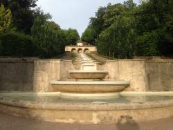 Wasserkunstanlage Paradies