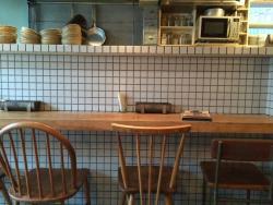 Sajilo Cafe: Counter Seats