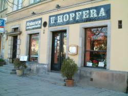 U Hopfera Pierogi Swiata