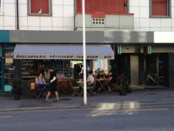 Boulangerie Le Tramway D'octodure