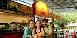 Dreamer's Cafe- Visitors Center