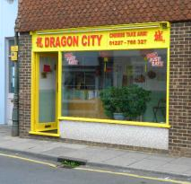Dragon City Chinese Takeaway