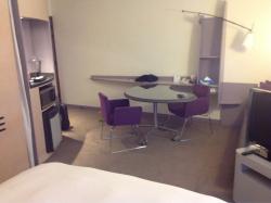 Buen hotel, mal desayuno