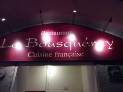 Le Bousquerey