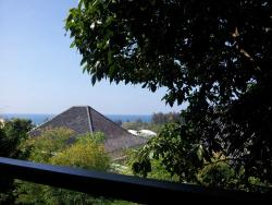 Mandarava Resort & Spa вид из комнаты