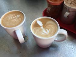 Flying M Coffee Garage