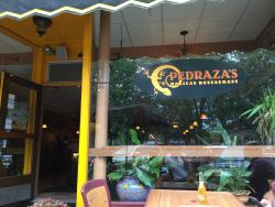 Pedrazas Mexican Restaurant