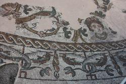 Mosaic of Duomo Square