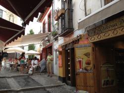 Calle Caldereria Nueva