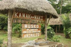 Centro Ecoturismo Comunitario Kamak Maki