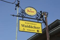 Schutzhaus Waidaecker
