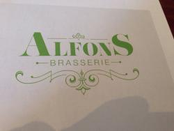 Brasserie Alfons