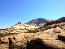 Bektau-Ata Mountain Area