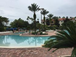 Huge resort!!  And we have stayed at a lot of timeshare resorts!!