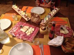 Ottimo per una cena con amici