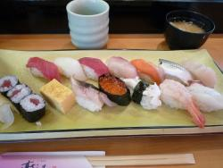 Sushi Zammaitoyocho