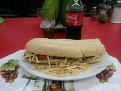 Rubido's Cafeteria
